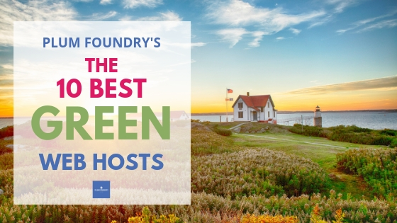 Best Eco-friendly Hosting