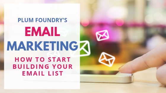 Email Marketing – How to Start Building Your Email List Today